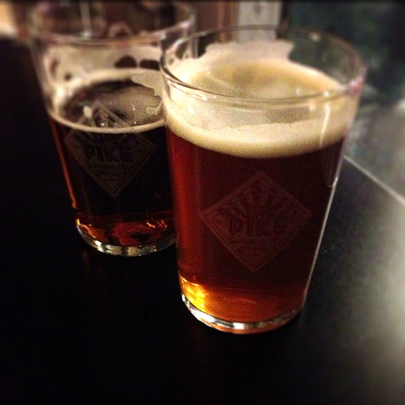 Beers @ The Pike Brewing Company