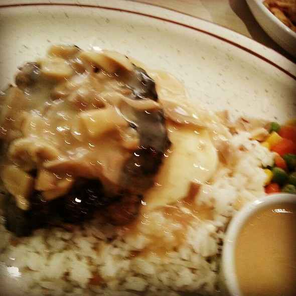 Big Daddy's Burger Steak