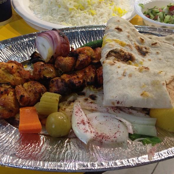 Grilled Boneless @ Shater Abbas