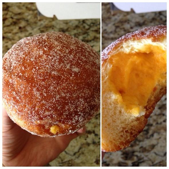 Lilikoi Malasada @ Liliha Bakery
