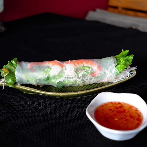 Spring Roll @ Reathrey Sekong - Cambodian Cuisine