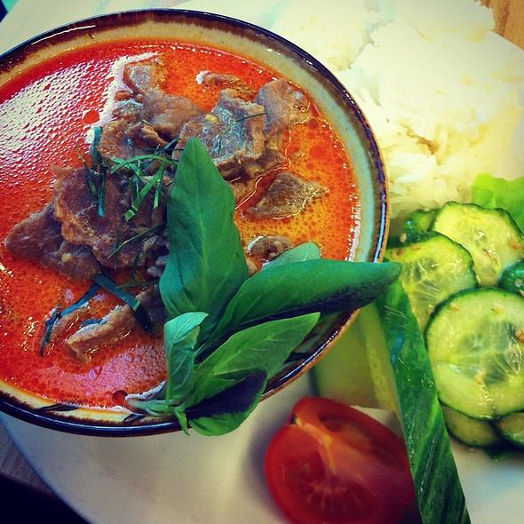 Paneng Curry @ Sushi Globen