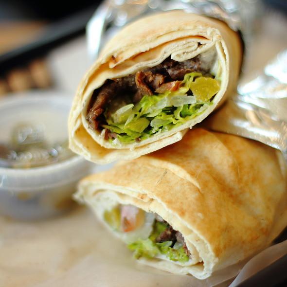 Lamb Shawarma @ Leila's Mediterranean