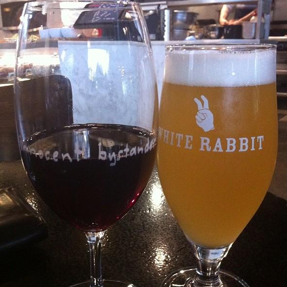 Wine And Beer @ Giant Steps/Innocent Bystander