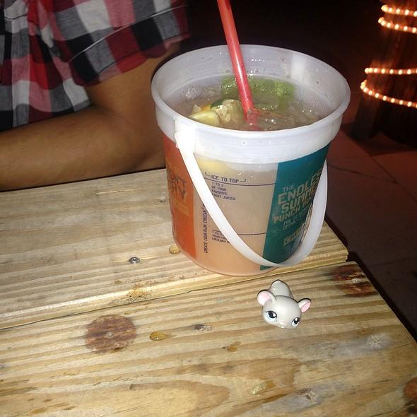 Rum BUCKET! @ Rumbar