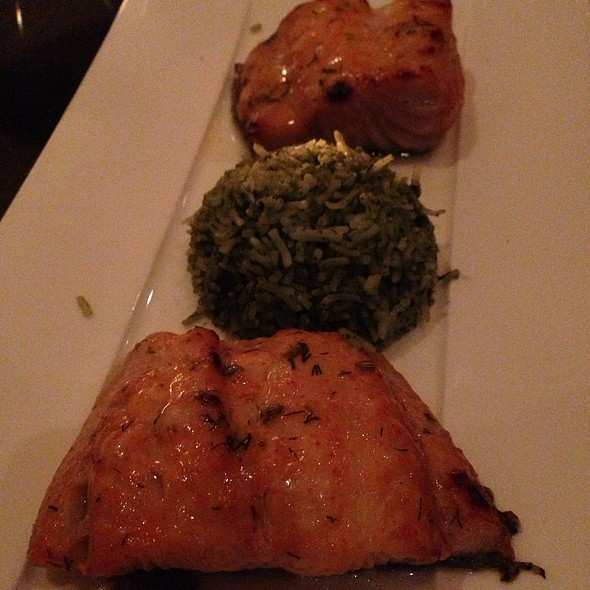 Black Cod - Rasika, Washington, DC