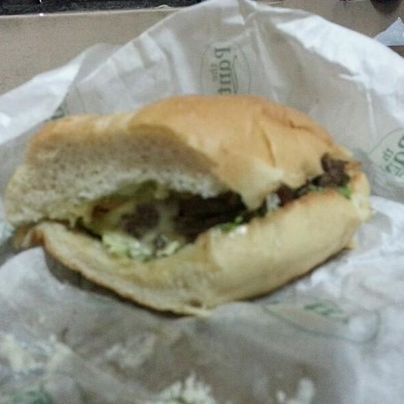 Beefsteak Sandwich