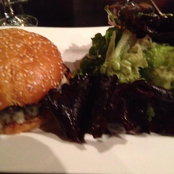 Floozy Burger - The Tin Table, Seattle, WA
