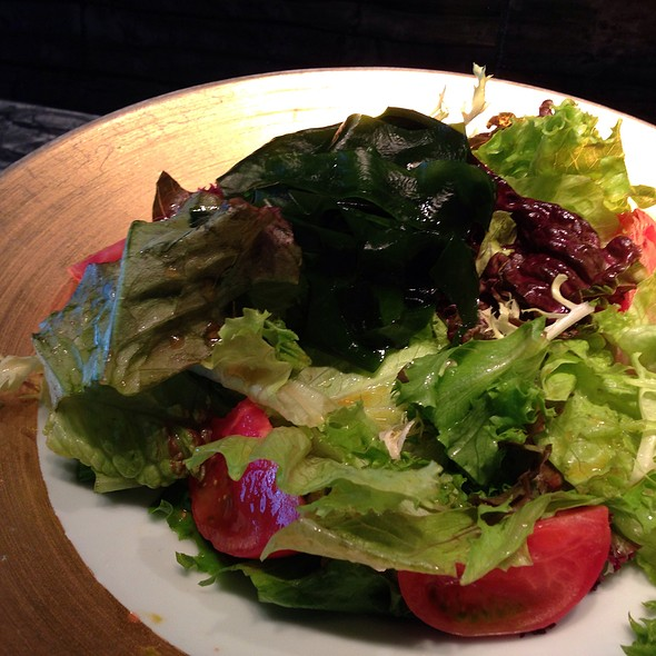 Salad @ Inagiku at ifc