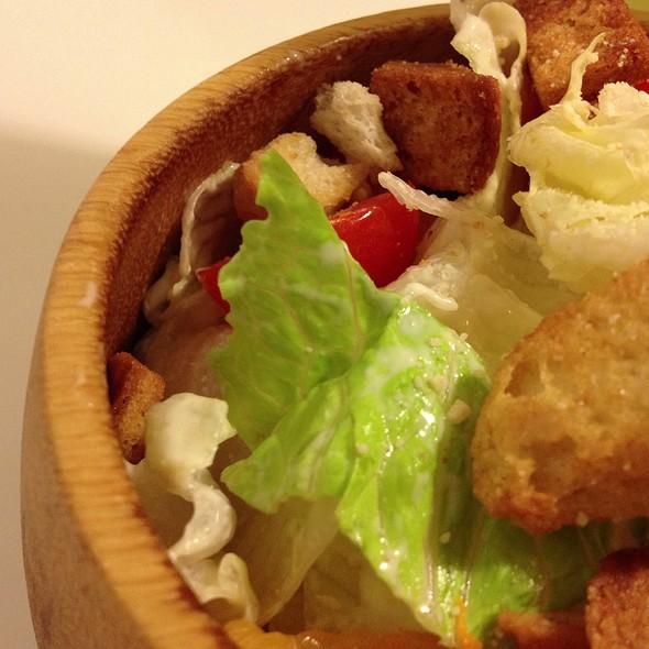 Caser Salad @ 樂寧漢堡