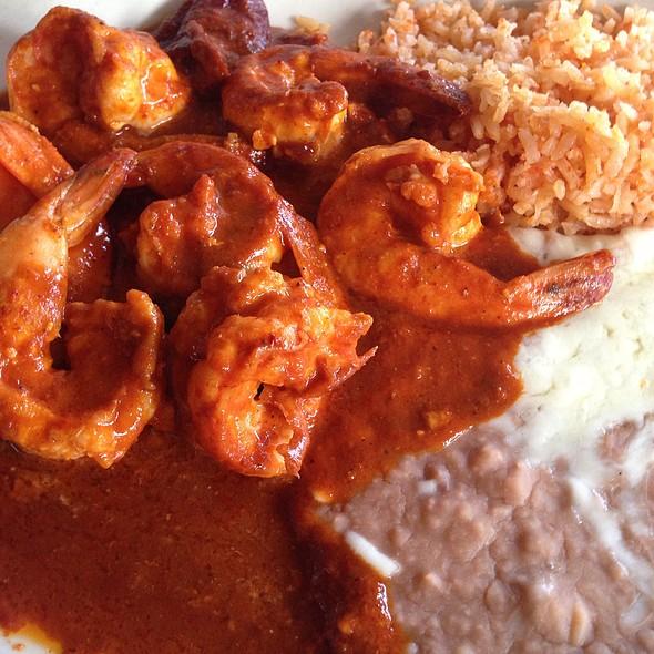 Shrimp Don Diabla @ El Mirasol Cocina Mexicana