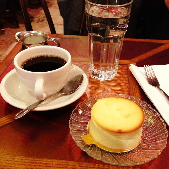 New York Cheesecake @ Veniero's Pasticceria & Caffe