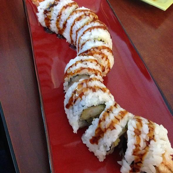 Tempora Shrimp Roll