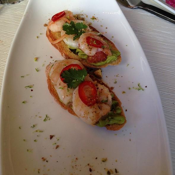 Baja Shrimp Bruschetta @ GT Fish & Oyster