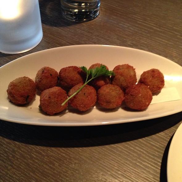 Fried Olives @ RPM Italian