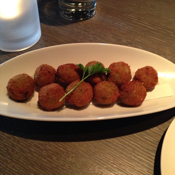 Fried Olives @ RPM Italian