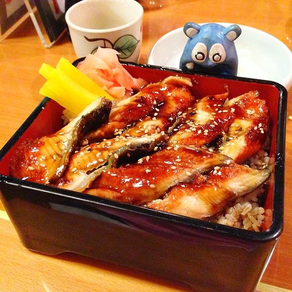 Eel Bowl @ Ikko Sushi