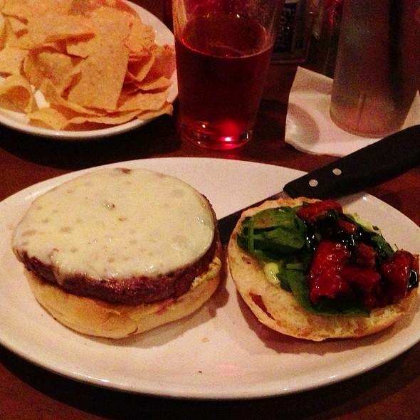 Wagyu Kobe Beef Burger @ Kenny's Burger Joint