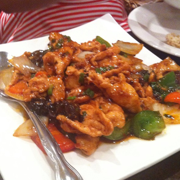 Garlic Style Chicken @ Han Dynasty