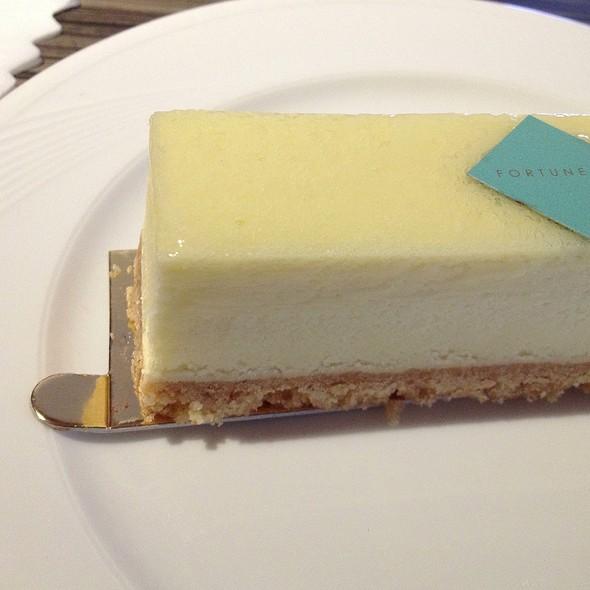 Cheese cake @ 芙甜法式甜點