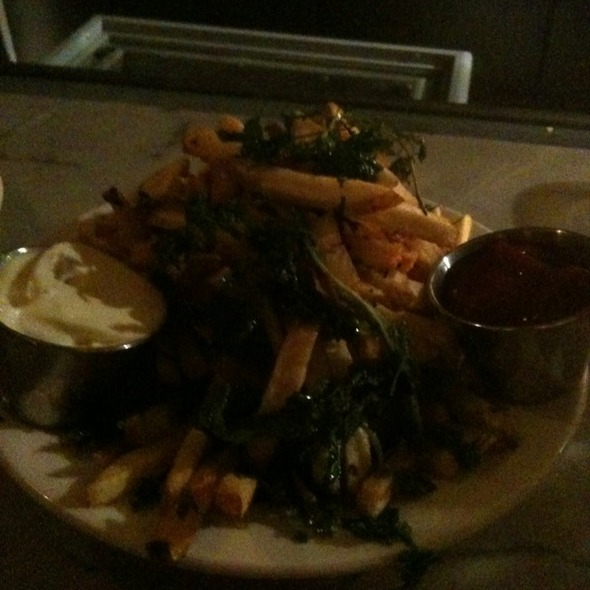 French Fries @ Universal Cafe