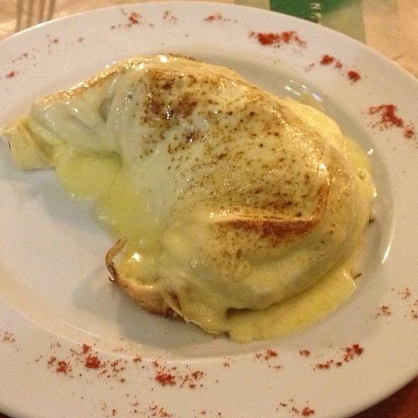Crepe De Pollo @ Restaurante Normandie