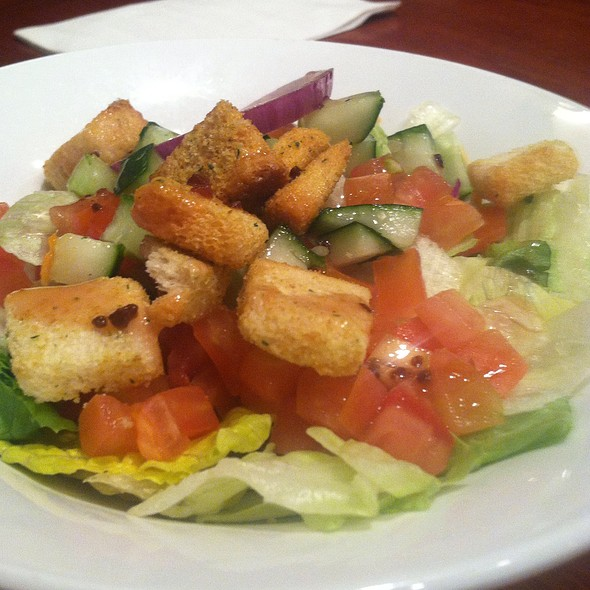 Side Salad @ Red Lobster