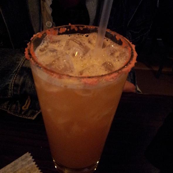 Pop Rocks Margarita  - Cocina 214 – A Contemporary Mexican Kitchen and Bar, Winter Park, FL