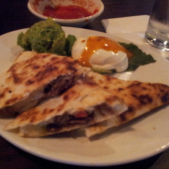 Half Steakadilla - Cocina 214 – A Contemporary Mexican Kitchen and Bar, Winter Park, FL