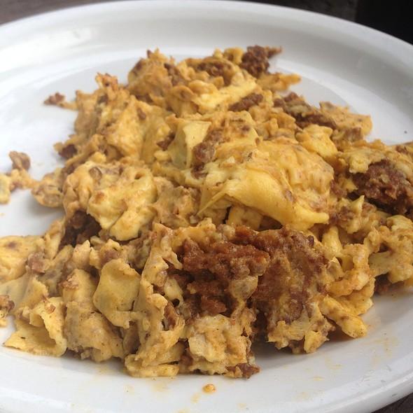 Chorizo Scrambl'z Scrambles