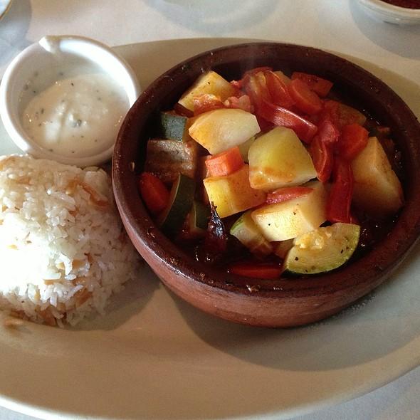 Lamb Stew - Anatolia Turkish Restaurant, Nashville, TN
