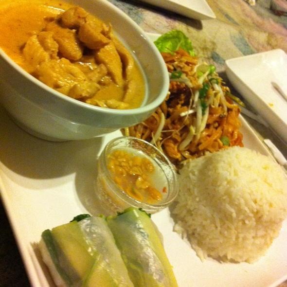 Siam cuisine menu anchorage ak foodspotting for Art cuisine tahiti