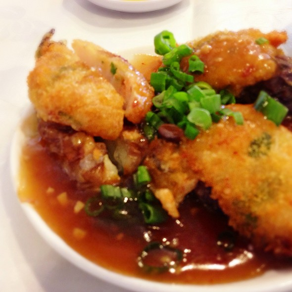 Stuffed Eggplant @ Five Star Seafood Restaurant