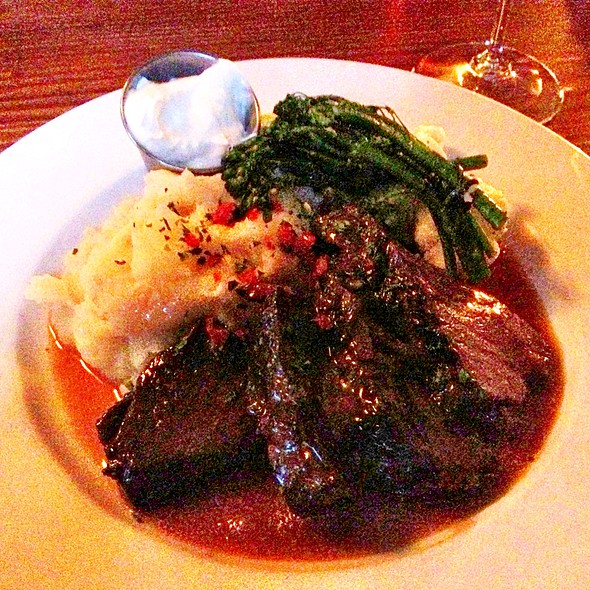 Caramelized Short Ribs - Preservation Kitchen, Bothell, WA
