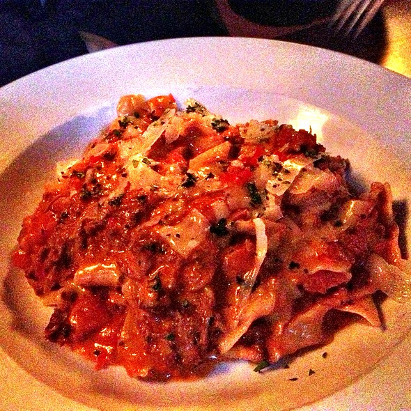 Wild boar ragu - Preservation Kitchen, Bothell, WA