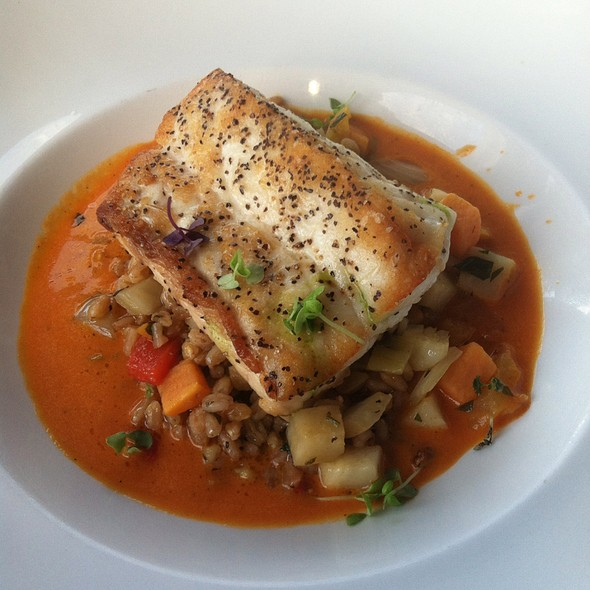Black Grouper - 360 Bistro, Nashville, TN