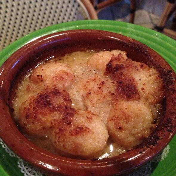 "Scallops ""Casimiro"" - Columbia Restaurant - SandKey, Clearwater, FL"