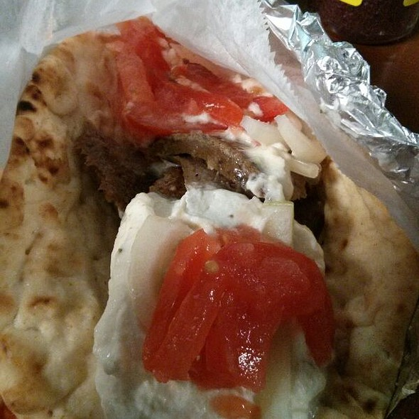 Gyro @ International Food Club