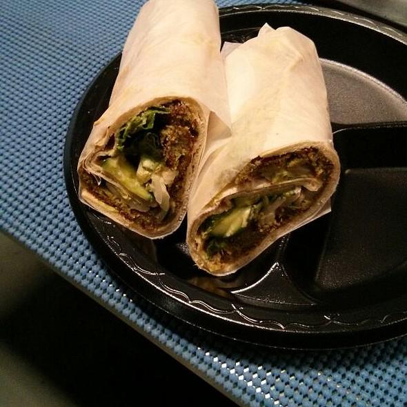 Falafel @ International Food Club