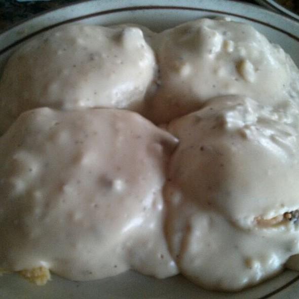 Biscuits and Gravy @ Brian's Restaurant