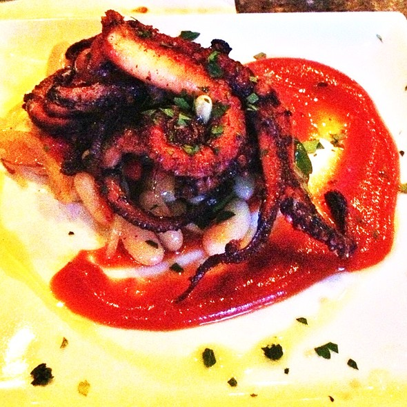 Grilled Baby Octopus @ Ada Street