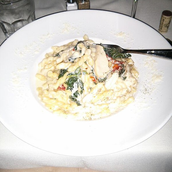 Gimelli with Chicken - Via Lago Trattoria, Chula Vista, CA