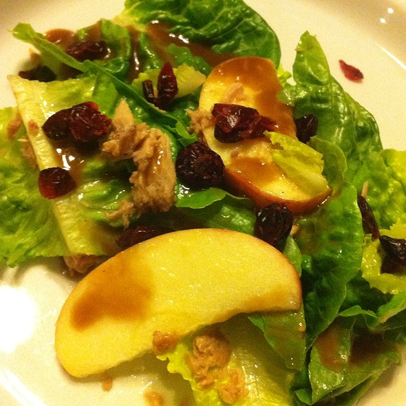 Tuna And Apples Salad @ Mi Casa