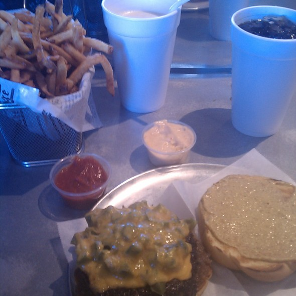 Houston Burger @ Burger Guys