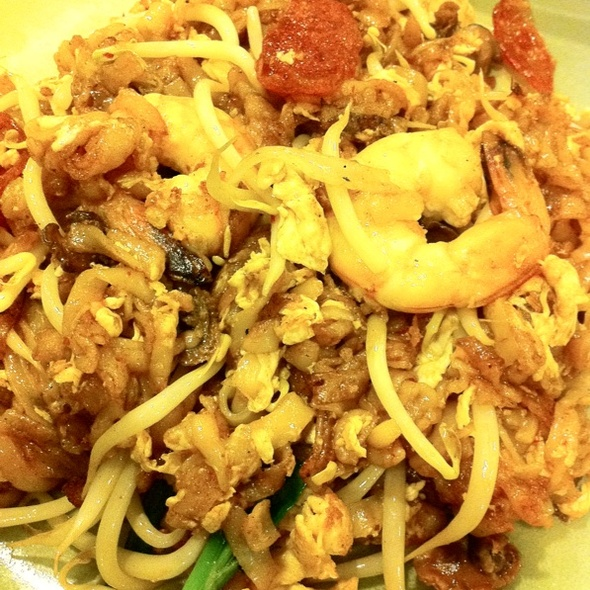 Penang Fried Kway Teow @ Penang Cafe