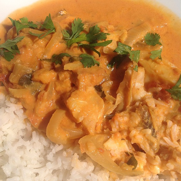 Fish Curry @ Keimaks