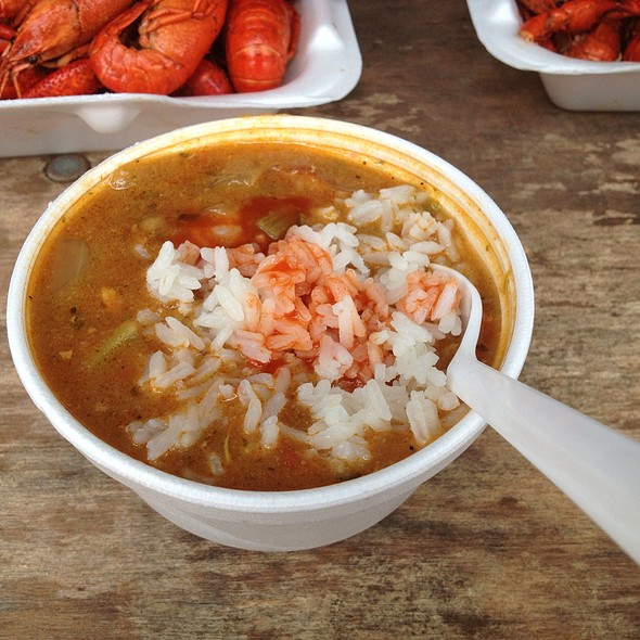 Gumbo @ Tobacco Road Bar &