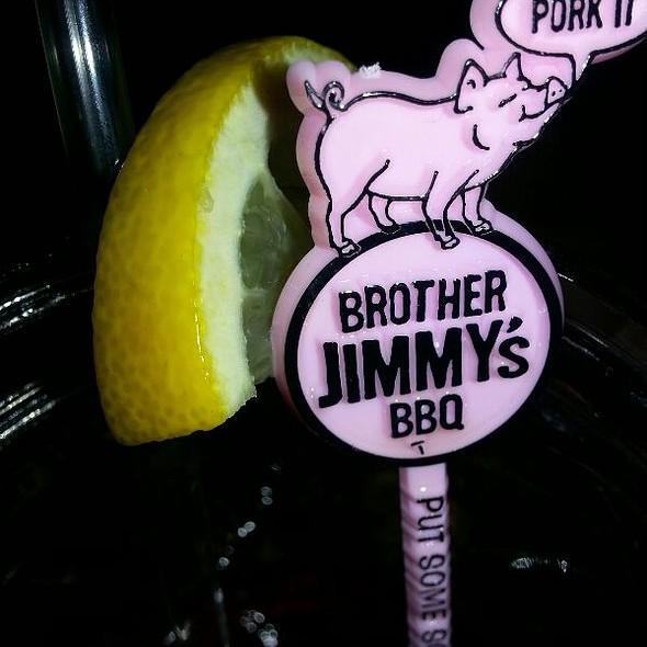 Sweet Tea - Brother Jimmy's BBQ-New Brunswick, New Brunswick, NJ