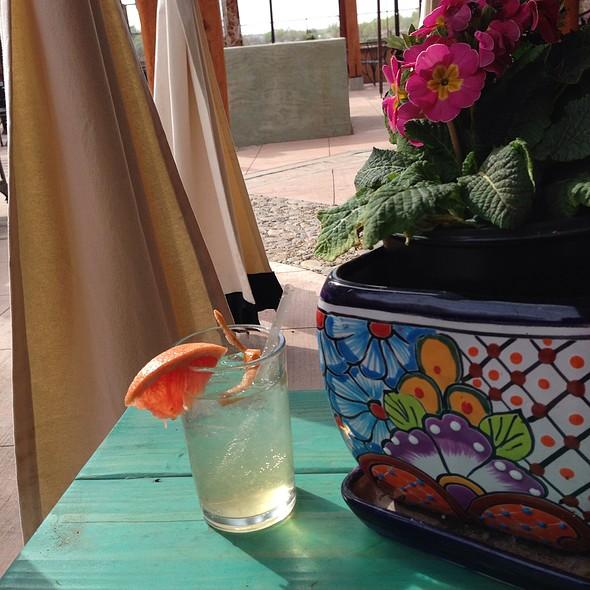 St. Germaine Cocktail #Grapefruit #Elderberry - Farm & Table, Albuquerque, NM