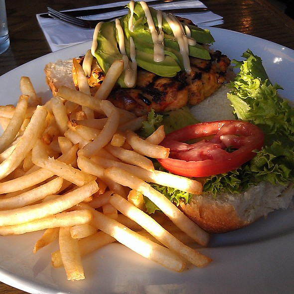 Wiig Burger @ Gate House